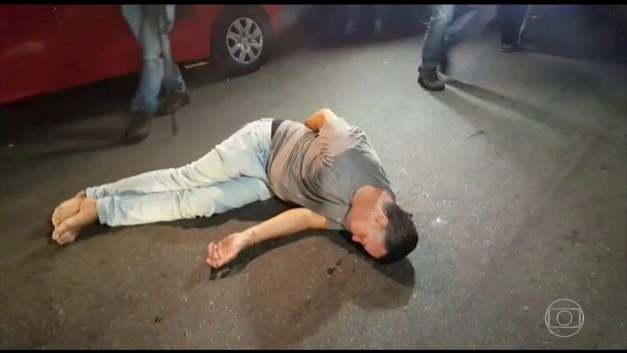 Homem agredido em frente ao Instituto Lula segue internado