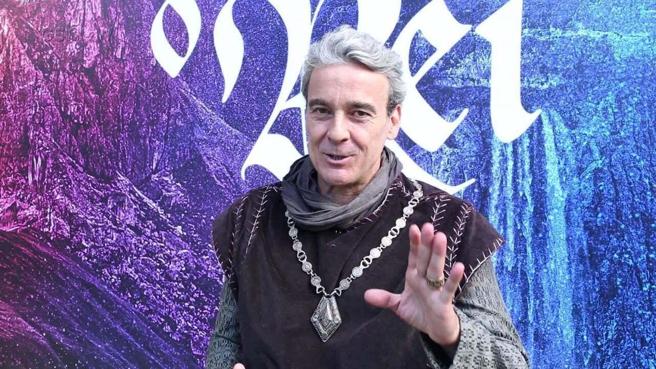 Alexandre Borges dá spoiler sobre aproximação de Rei Otávio com Catarina