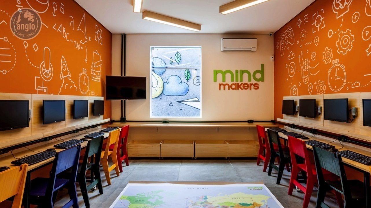 Anglo Itapetininga inova ao trazer o projeto 'Mind Makers' para alunos de 6 a 10 anos
