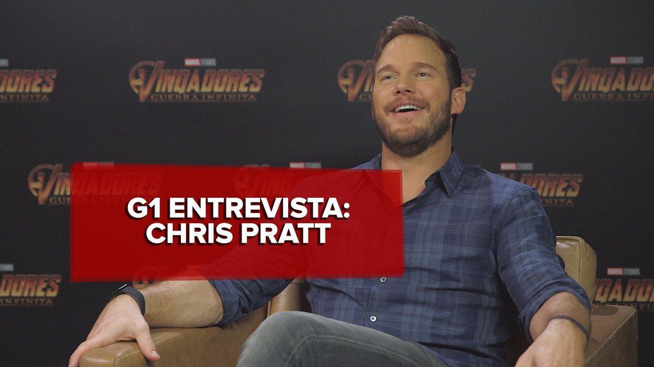 Chris Pratt fala sobre segredos e encontrar outros heróis em 'Vingadores: Guerra Infinita'