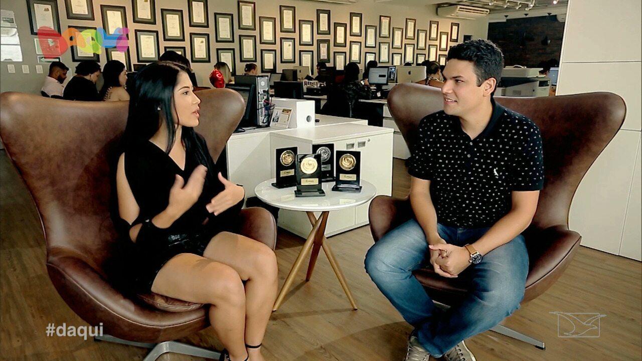 Kiu da Thay entrevista Danilo Blume