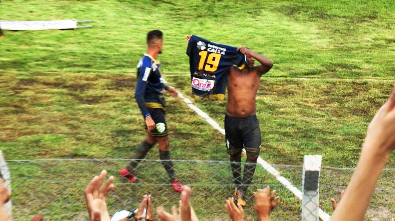 Os gols de Altos 3 x 1 4 de Julho pelo jogo da volta da semifinal do Piauiense