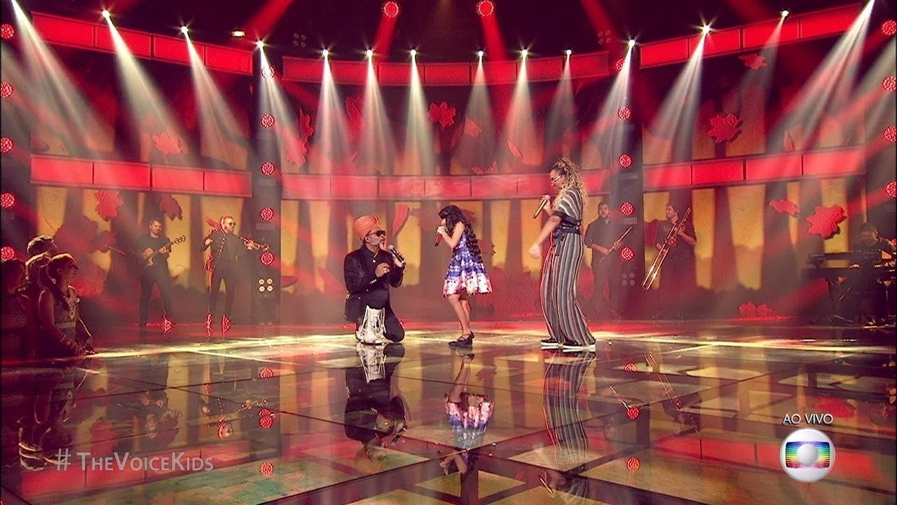 Carlinhos Brown, Talita Cipriano e Mariah Yohana interpretam 'Ainda Lembro'