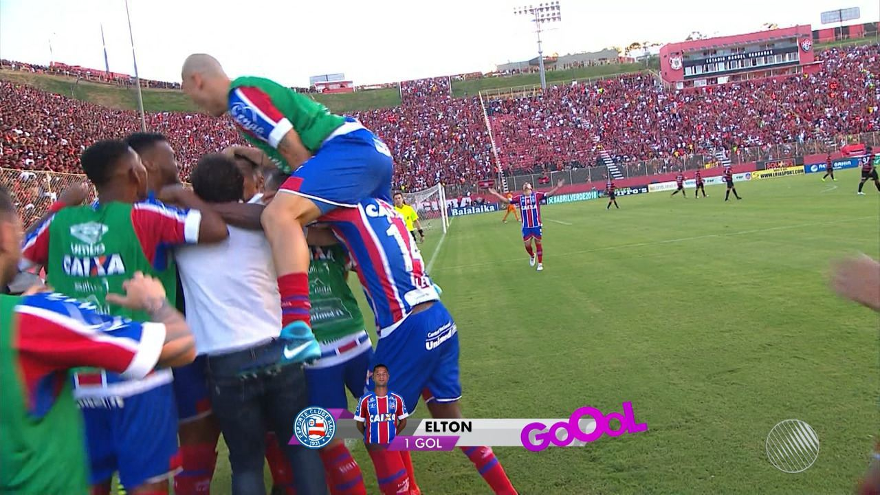 02': Gol do Bahia!