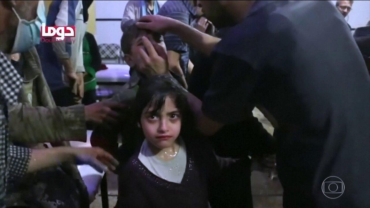 Conselho de Segurança da ONU se reúne para discutir a crise na Síria
