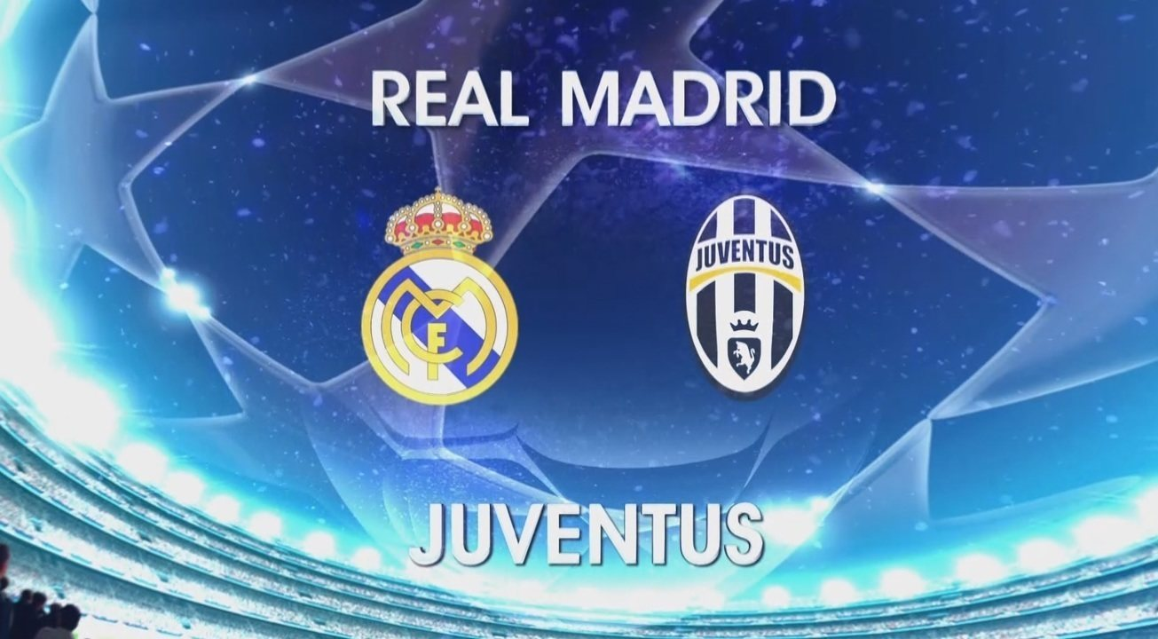 VT Real Madrid x Juventus
