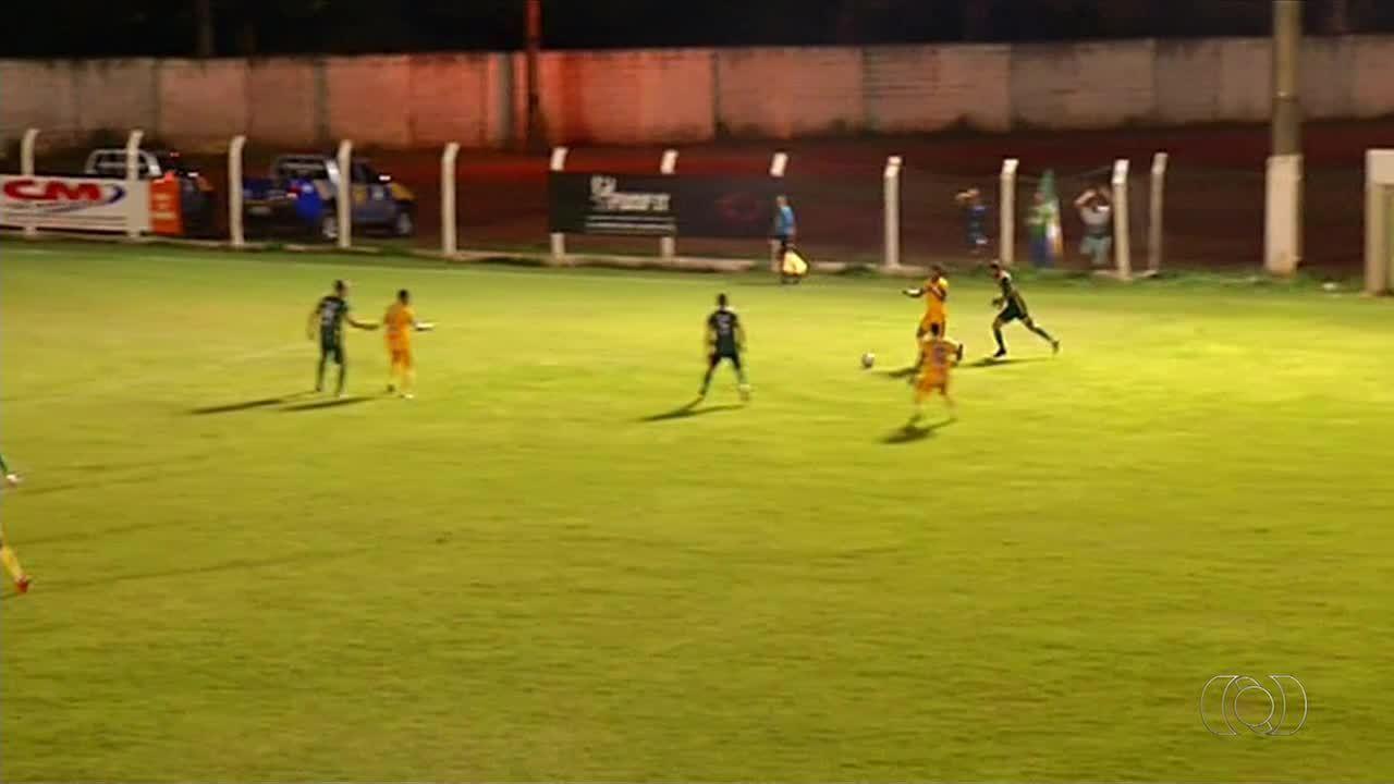 Gurupi e Interporto ficam no 0 a 0 em partida válida pela quarta rodada