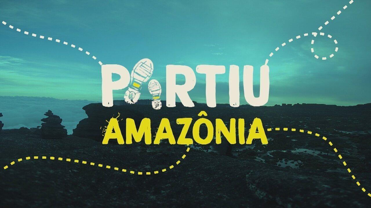 Partiu Amazônia é a nova atração do seu sábado