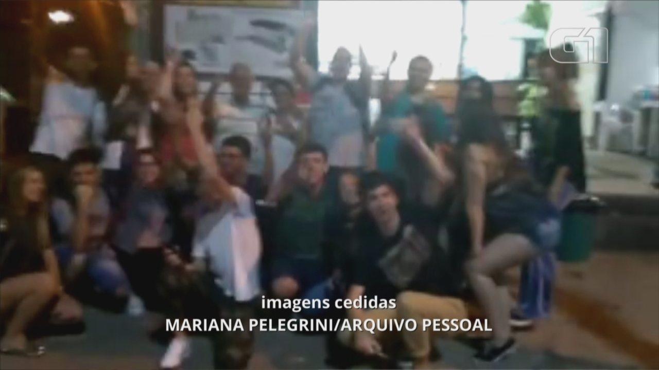 Estudantes se mobilizam para ajudar tio que vende salgados em Marília