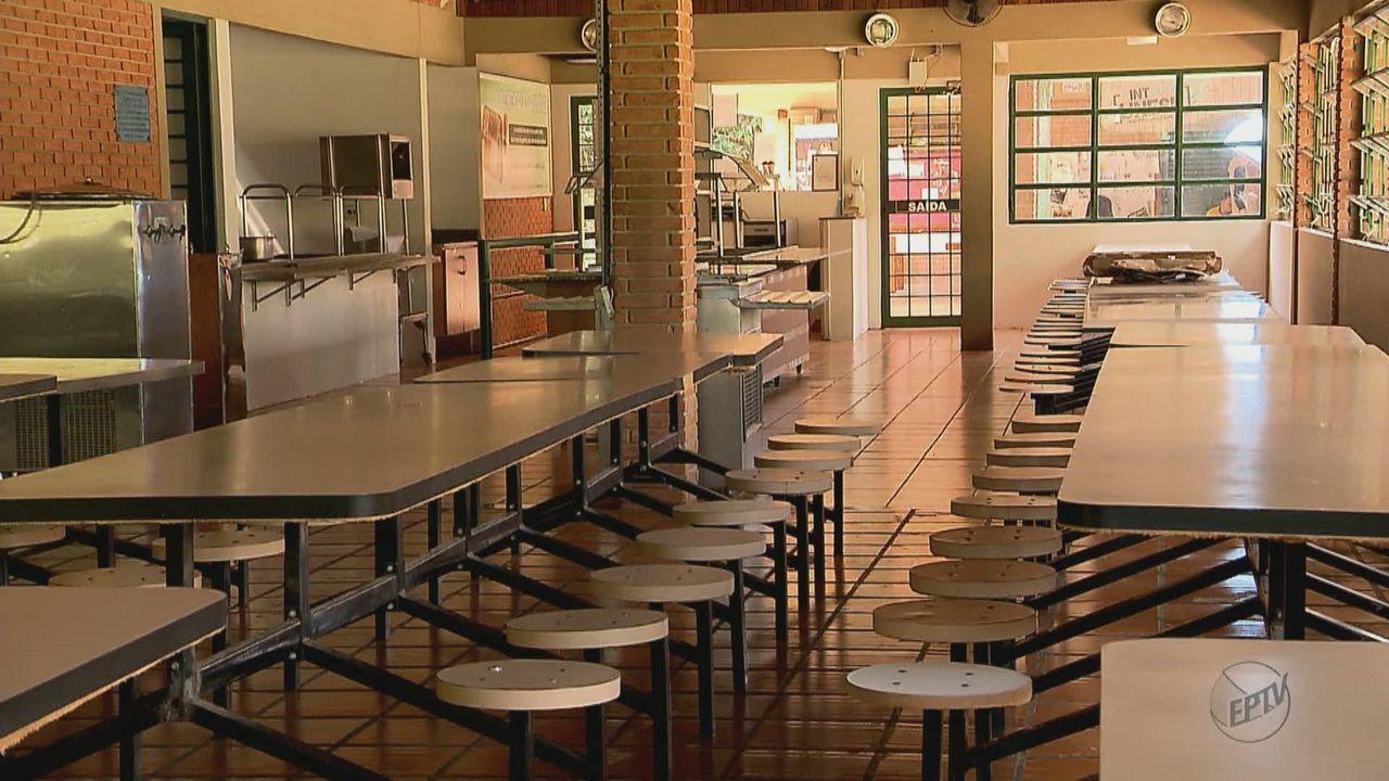 Após protesto de alunos, Unesp Rio Claro suspende atividades de restaurante universitário