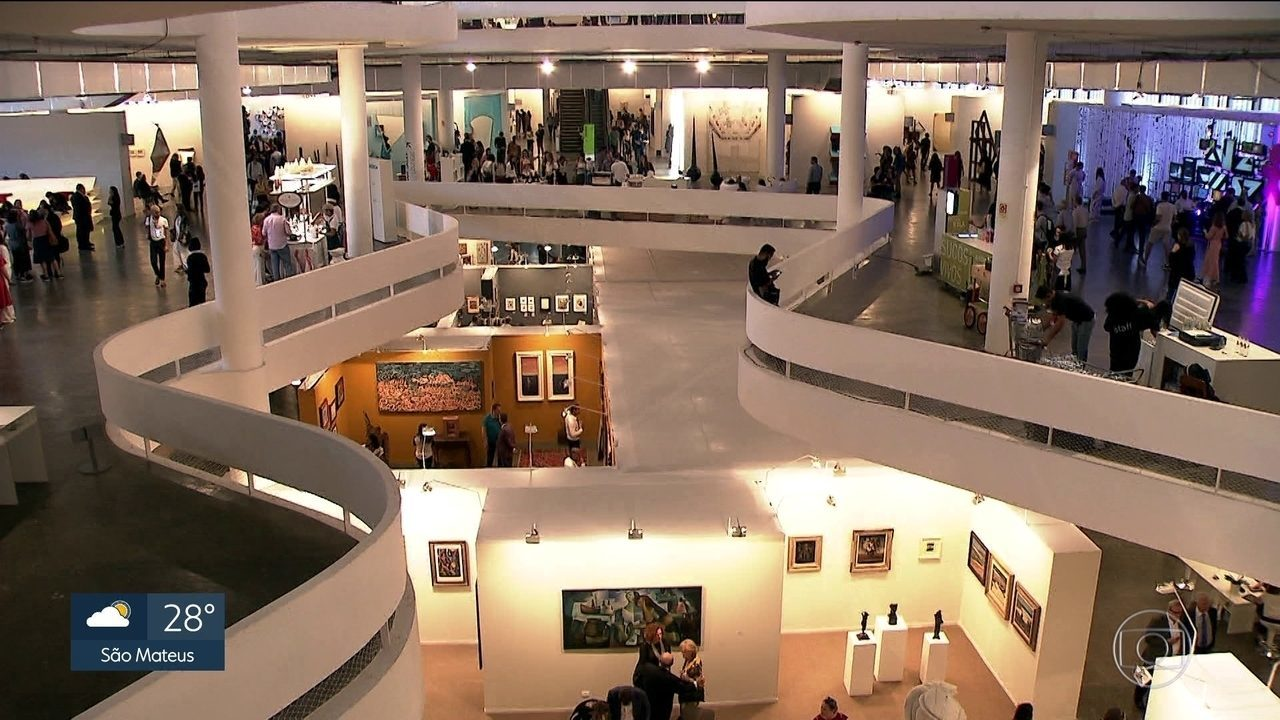 Artistas paulistas na 14ª SP-Arte na Bienal