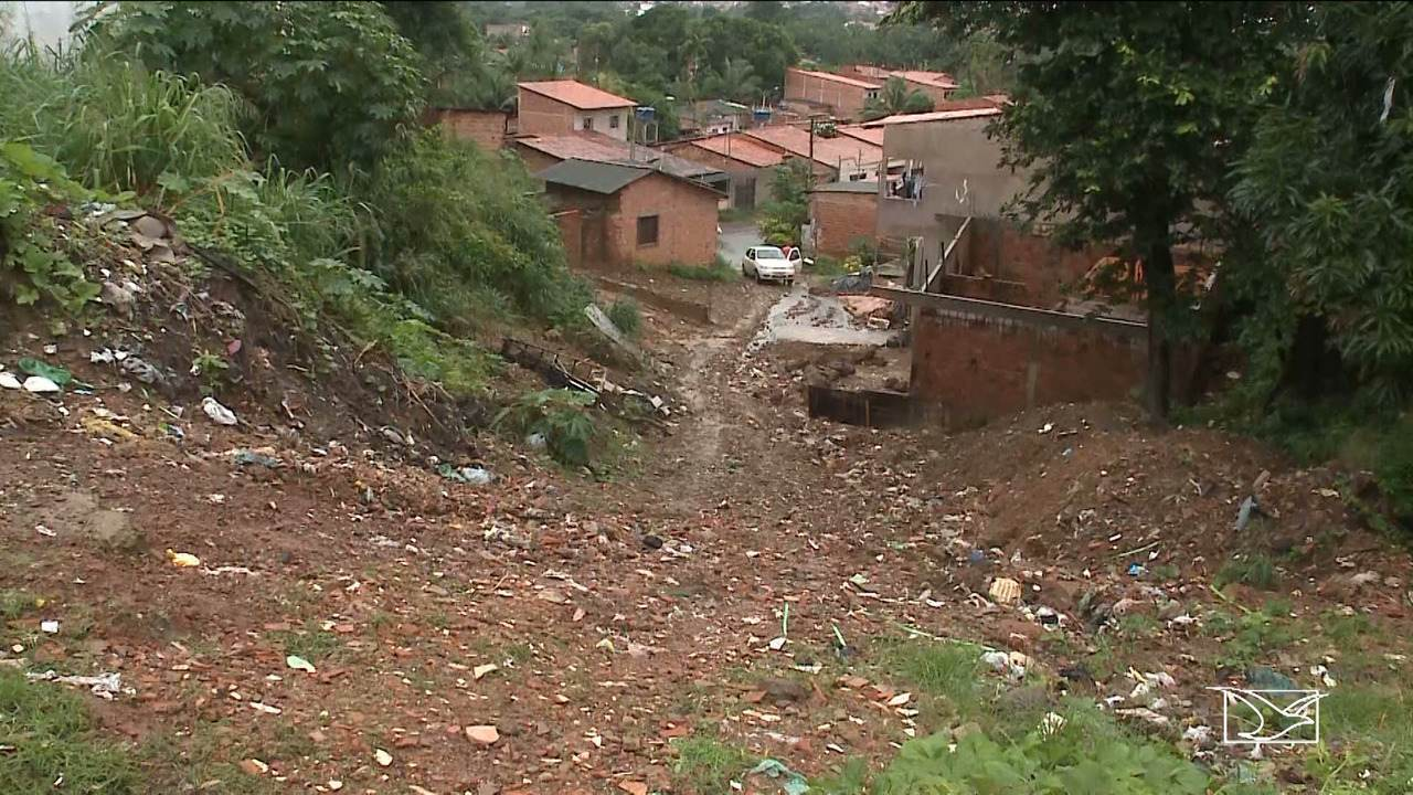 Sete cidades declaram situação de emergência no MA por causa das chuvas