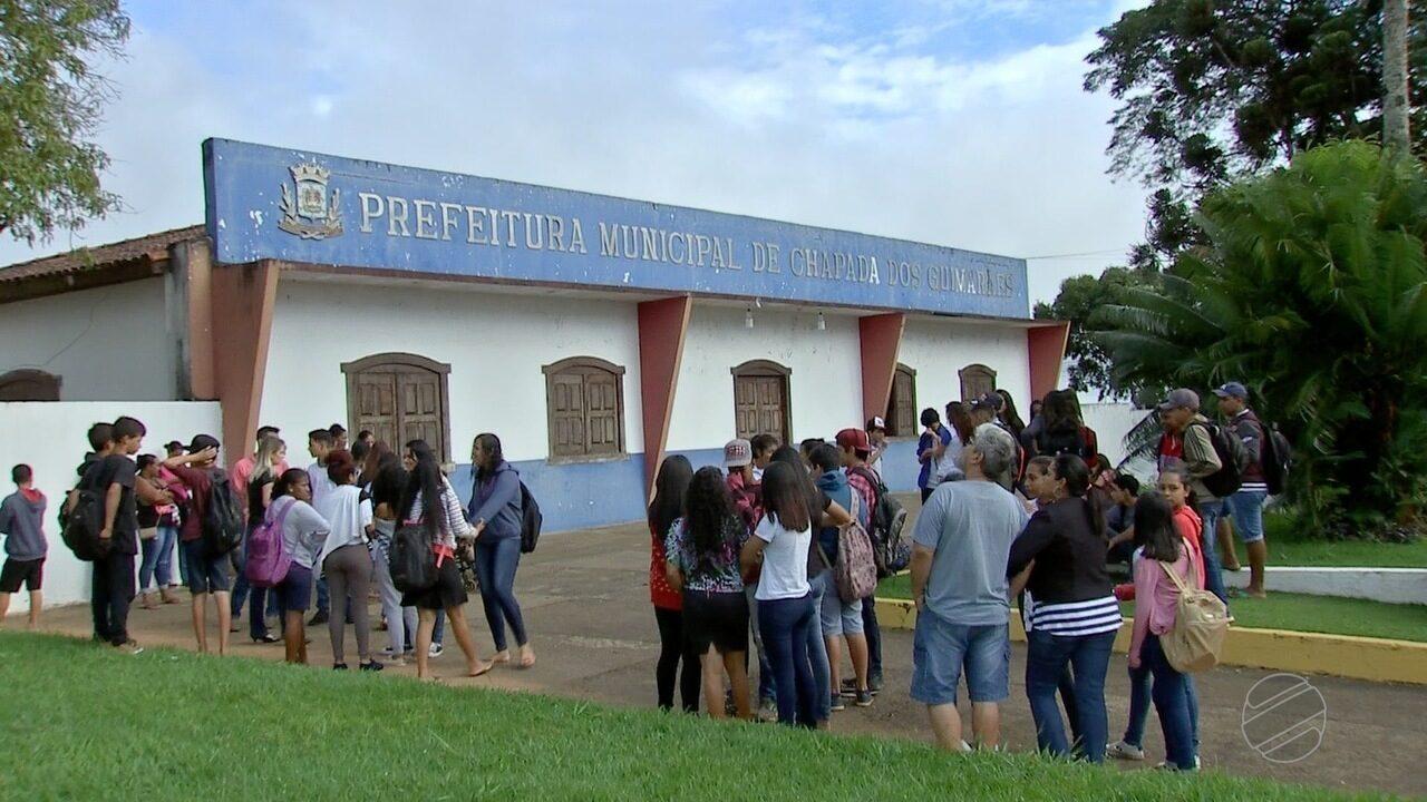 Estudantes de Chapada dos Guimarães denunciam precariedade do transporte escolar