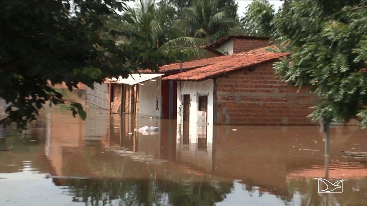 Cidades do Maranhão tentam se recuperar após enchente