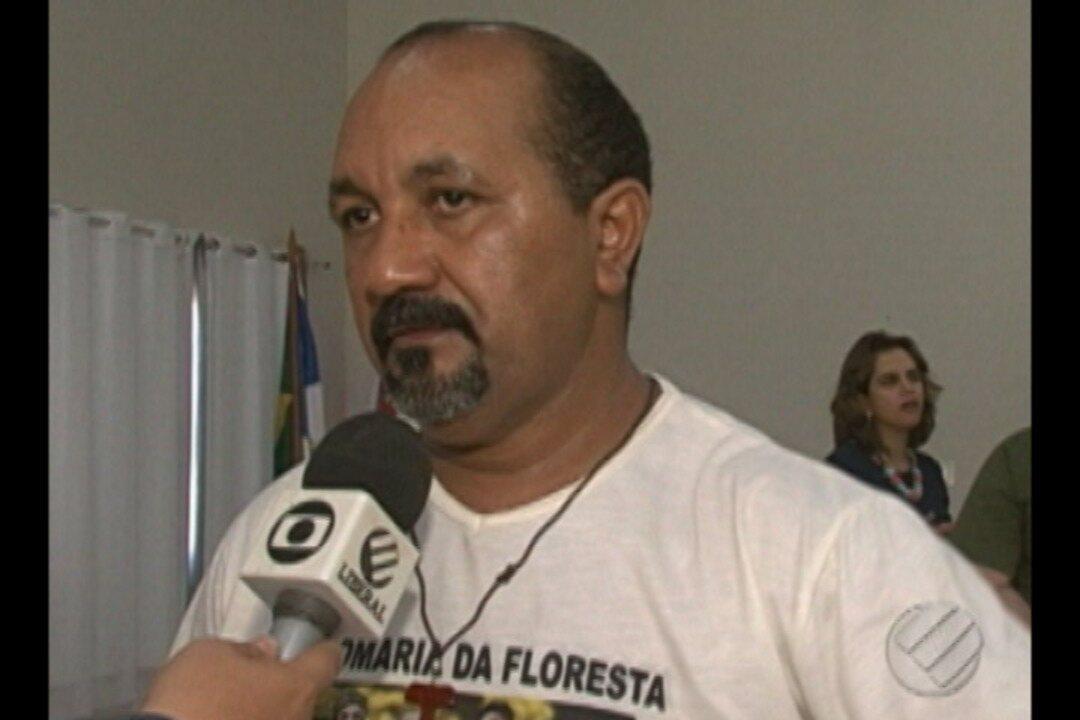 Justiça nega pedido de revogação e mantém a prisão do padre José Amaro Lopes
