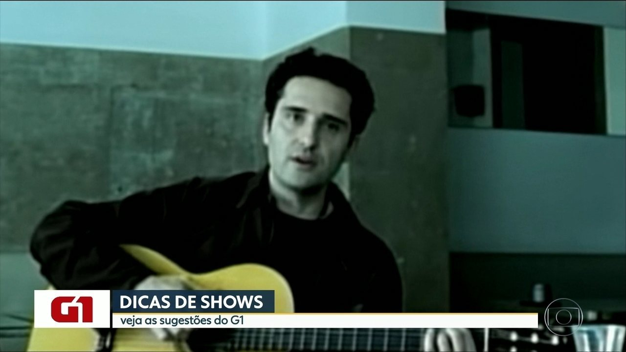 Jorge Drexler e Sons of Apollo estão na agenda de shows de SP