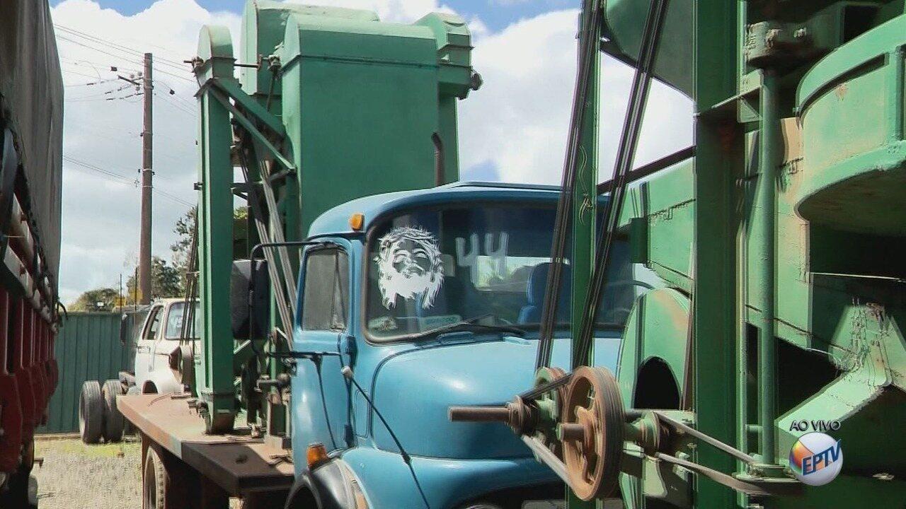 Justiça empresta máquinas de beneficiamento apreendidas para cafeicultores em Muzambinho