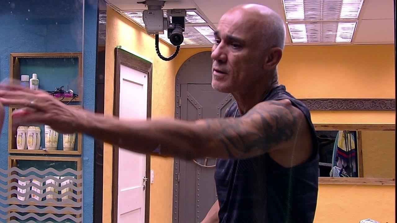 Ayrton dispara: 'Não confio na Paula'