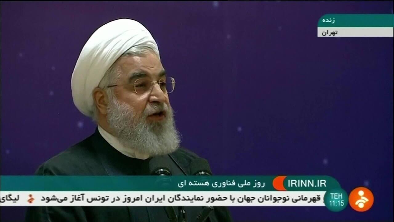 Presidente do Irã condena ataque à Síria