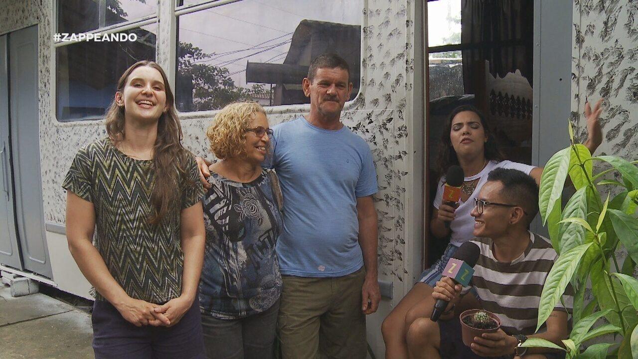 Parte 3: No Missão Z, apresentadores reforam ônibus do Sr. Gaúcho