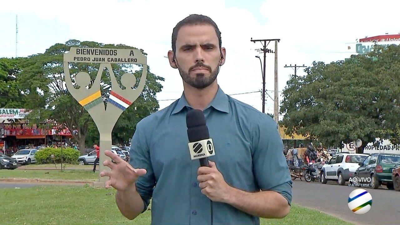 Brasileiro suspeito de vários crimes de pistolagem está preso em Pedro Juan Caballero