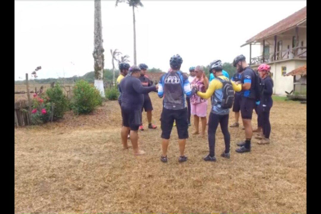 Bloco 2: Ciclistas do Expedição Pará chegam a fazenda que existe há quatro séculos