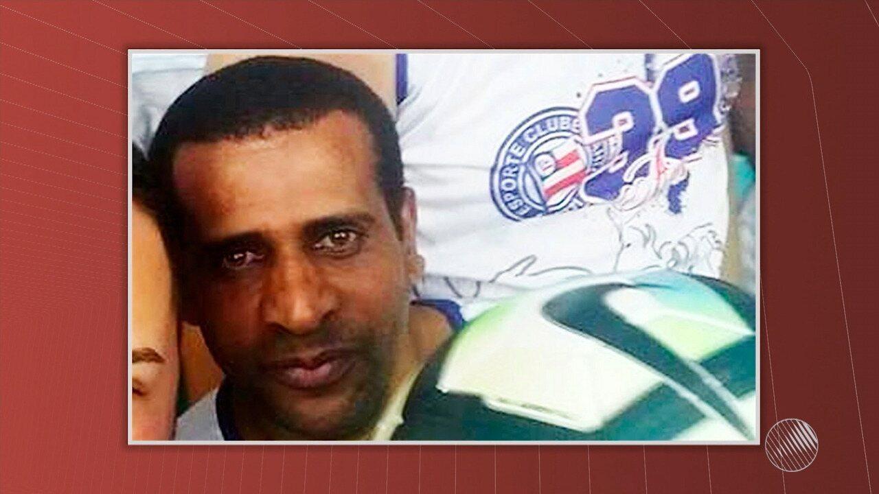 Torcedor do Bahia que morreu após ser baleado em sede de torcida organizada  é enterrado df149ef59b5