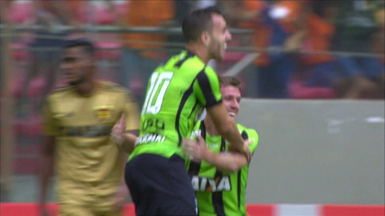 Melhores momentos de América-MG 3 x 0 Sport pela 1ª rodada do Campeonato Brasileiro