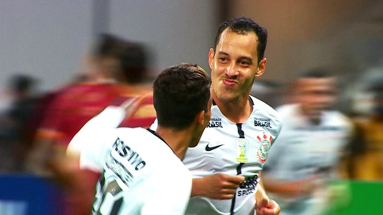 Melhores momento de Corinthians 2 x 1 Fluminense pela 1ª rodada do Campeonato Brasileiro