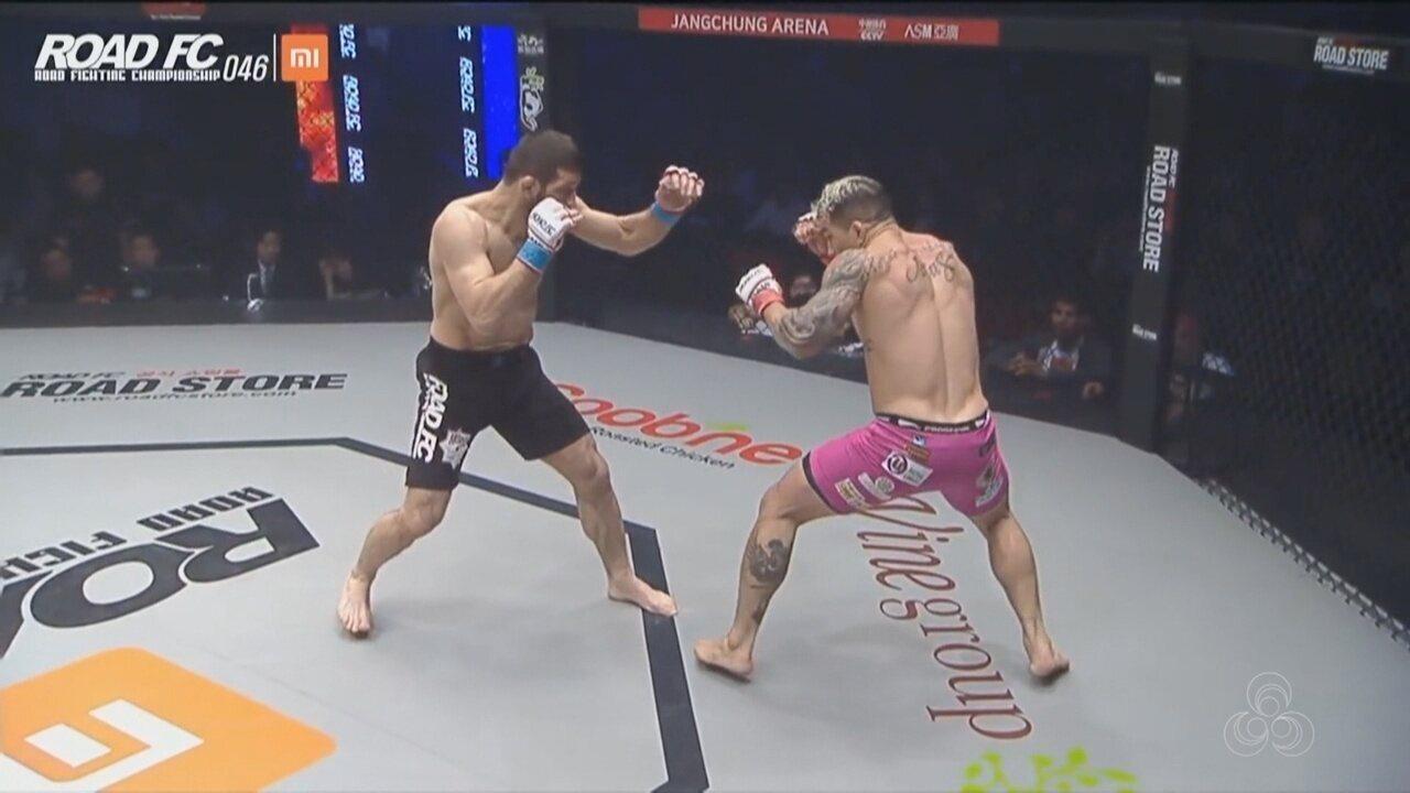 Após derrota no Road, Ronnys Torres projeta futuro no MMA