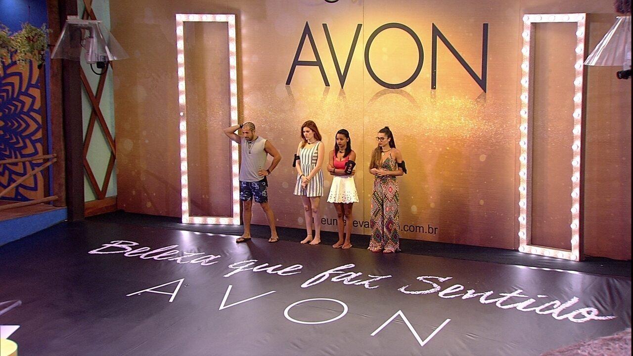 Entenda a Prova Luxo Avon