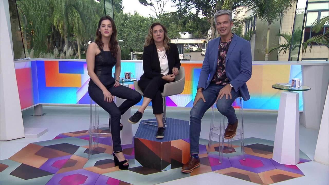 Veja versão estendida do 'Meu Vídeo é um Show' com Eliane Giardini