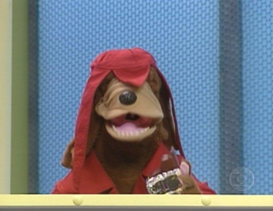 TV Colosso: Roberval, o ladrão de chocolates