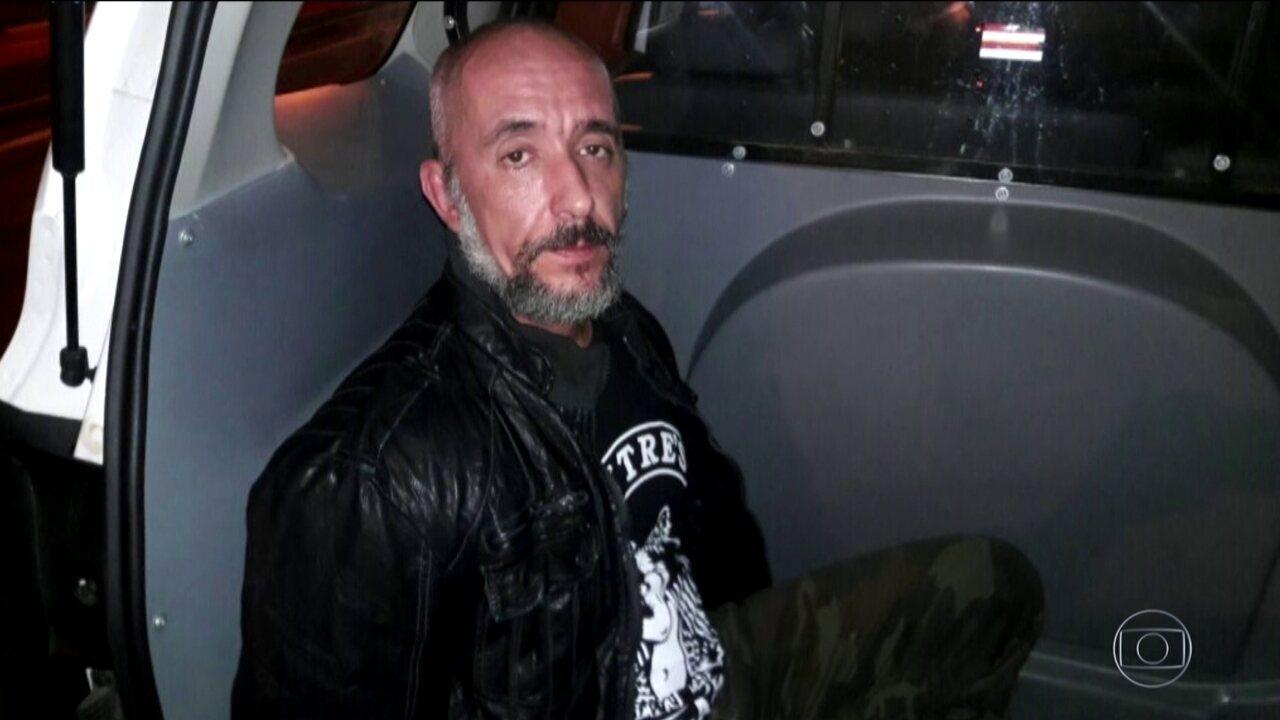 Cúmplice na morte do casal Von Richtonfen, Cristian Cravinhos é preso novamente