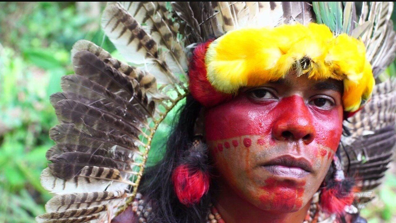 Episódio 1: 'Aldeia Mãe' - Série especial sobre os índios conta a história da tribo mais antiga da região