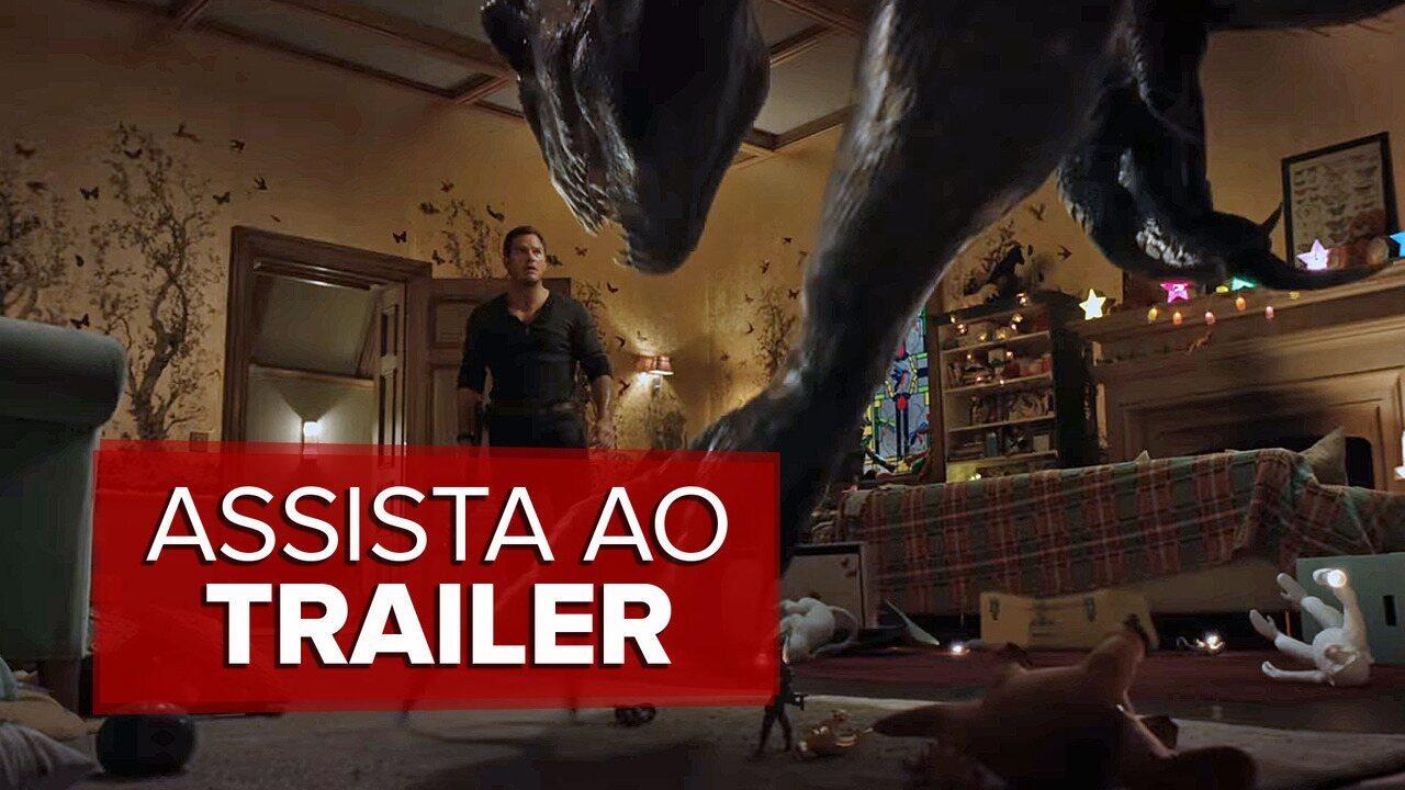 'Jurassic World: Reino ameaçado' ganha novo trailer; veja