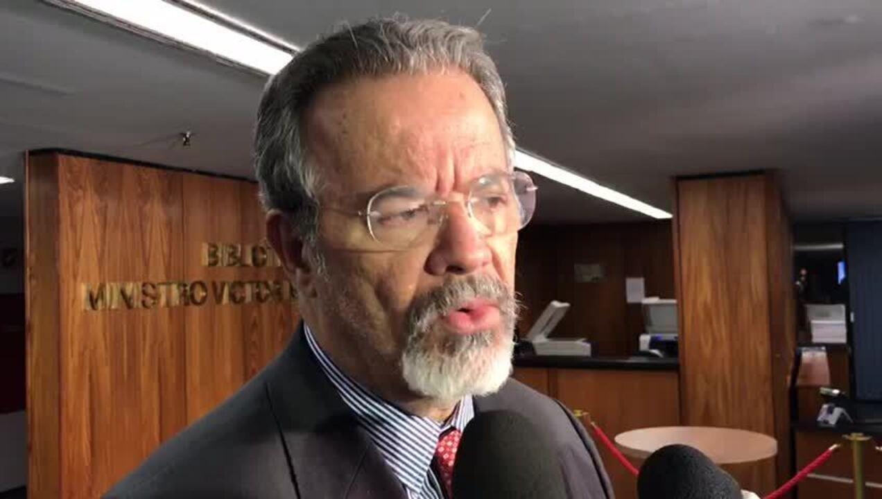 Jungmann diz que editais para contratação de PF e PRF serão lançados até junho