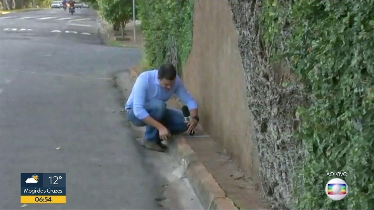 BDSP continua a busca pelas calçadas mais estreitas do estado