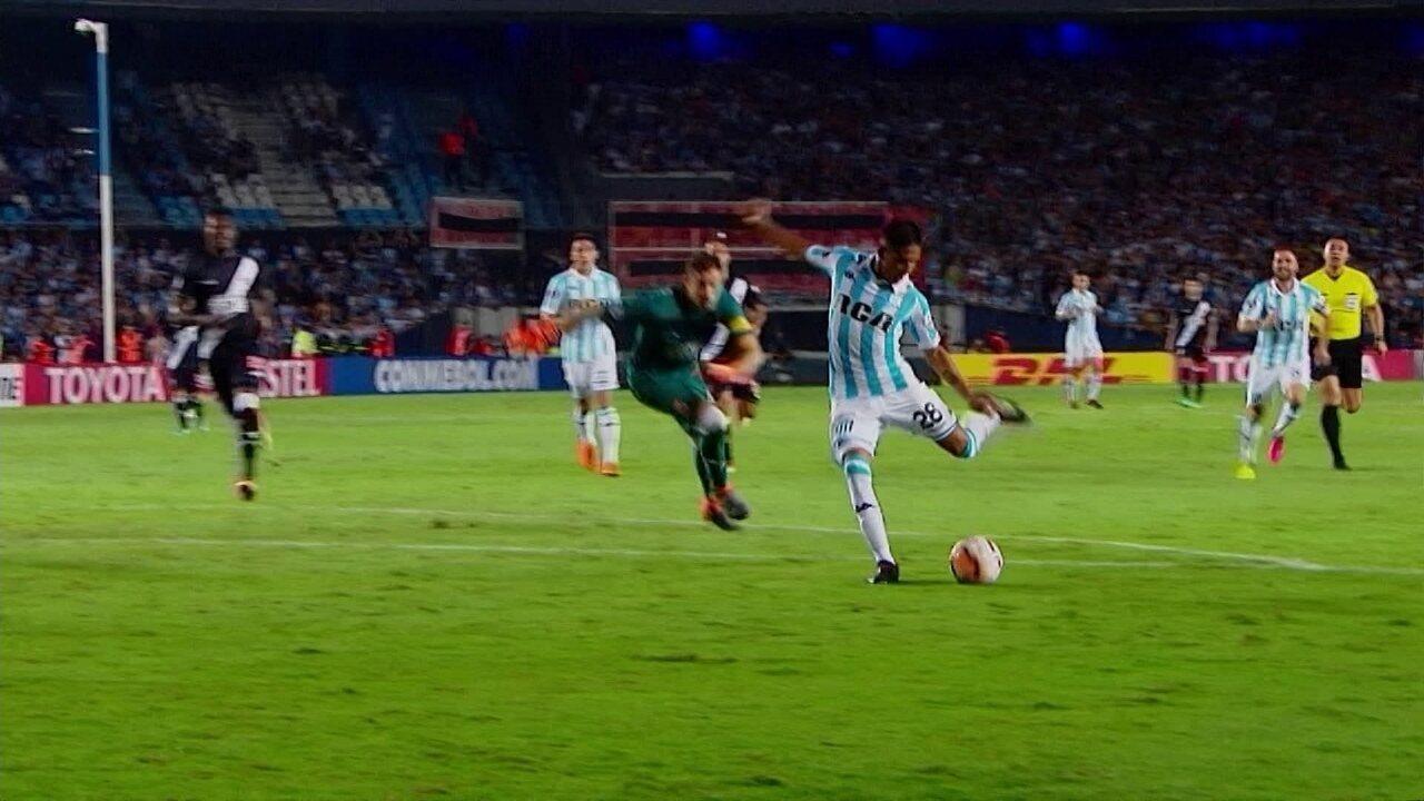 Melhores momentos: Racing 4 x 0 Vasco pela fase de grupos da Taça Libertadores 2018