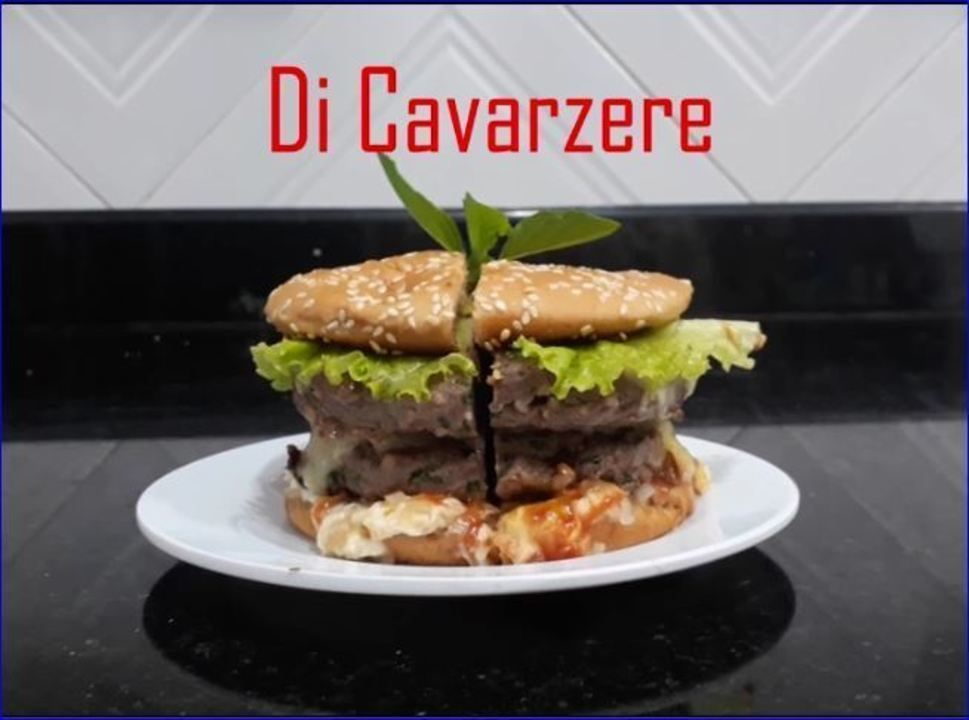 Vídeo inscrição - Super Mega Burger