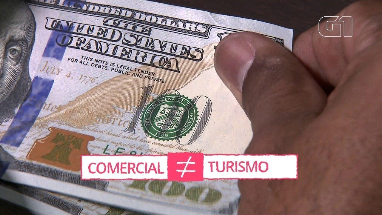 Educação Financeira: Por que o dólar turismo é mais caro que o comercial?