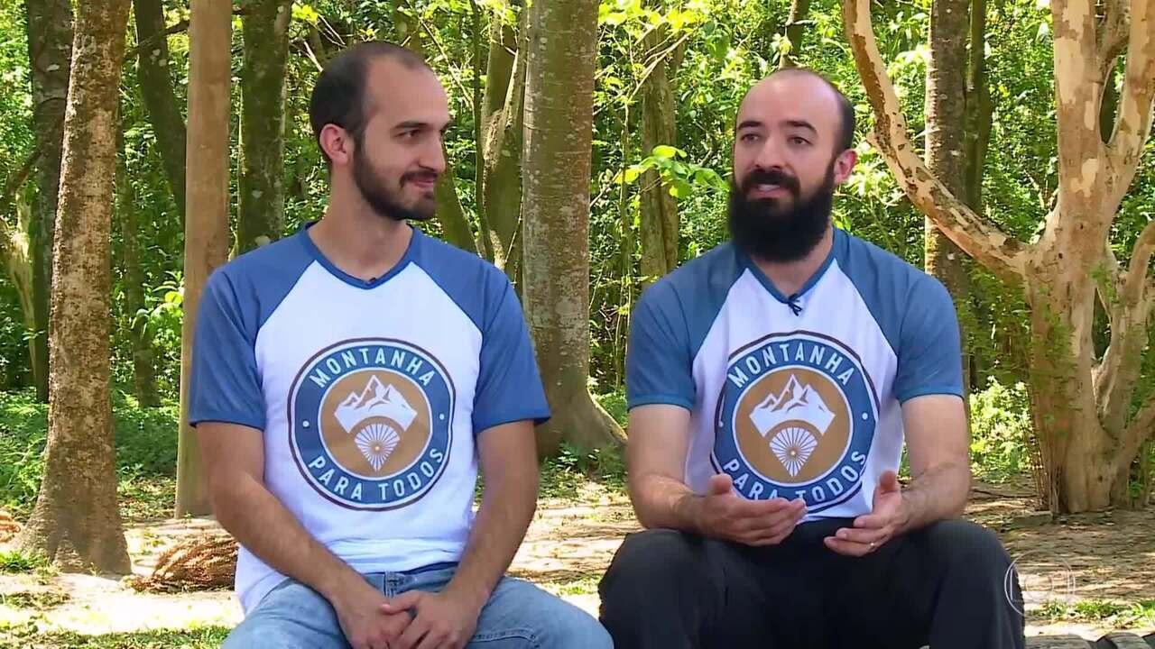 'The Wall': Conheça Gustavo e Guilherme, participantes de 21/4