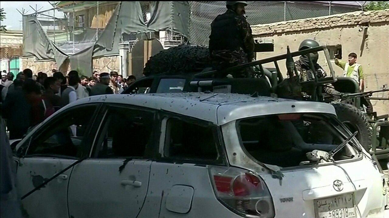 Explosão deixa 31 mortos e mais de 50 feridos em Cabul, no Afeganistão