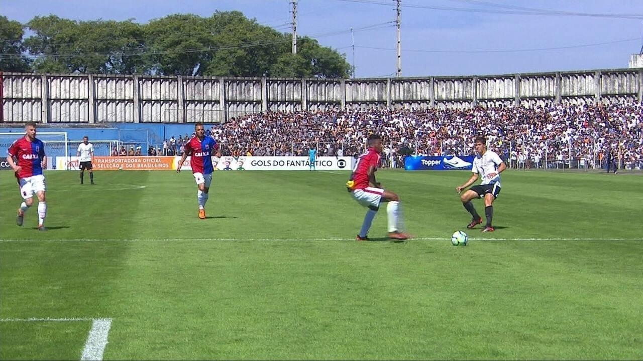 Melhores momentos  Paraná 0 x 4 Corinthians pela 2ª rodada do Brasileirão  2018 31890f02670b7