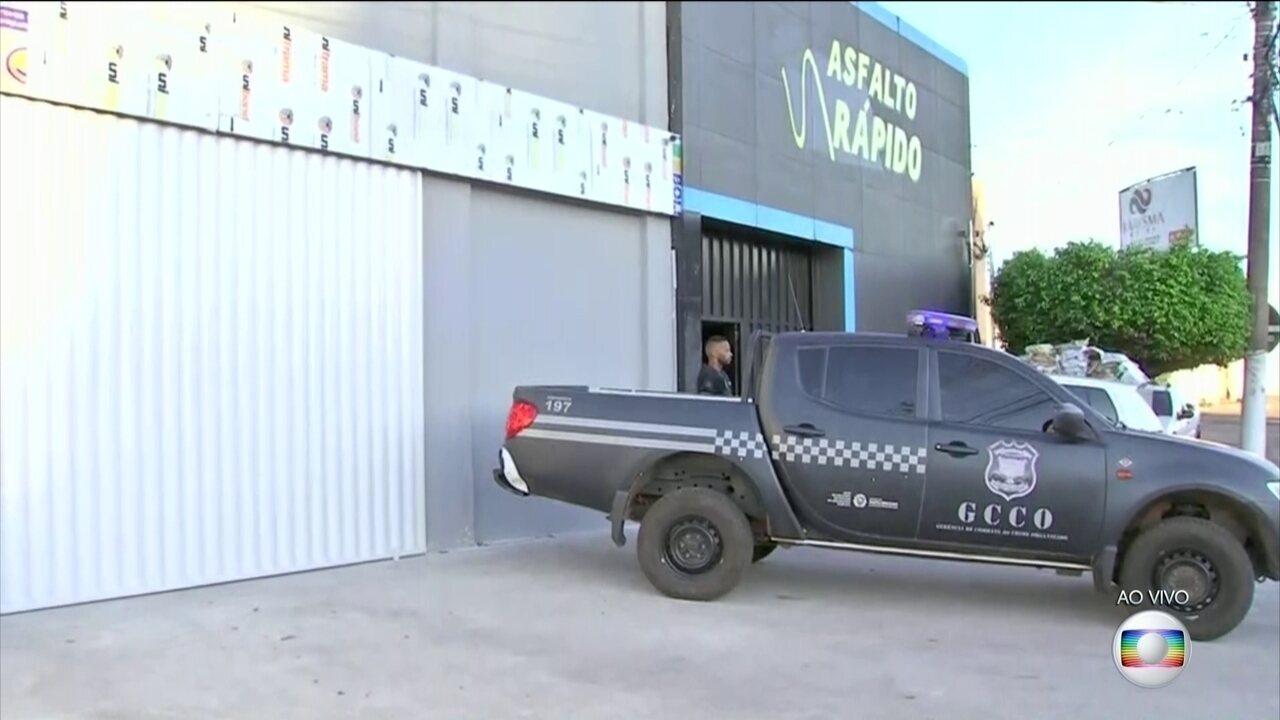 Policiais de MT e RJ buscam criminosos que fraudavam processo de progressão de regime