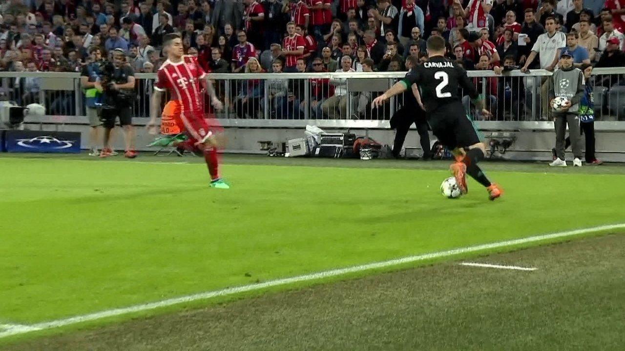 Melhores momentos  Bayern de Munique 1 x 2 Real Madrid nas semifinais da  Liga dos 0ebb160fcbb50