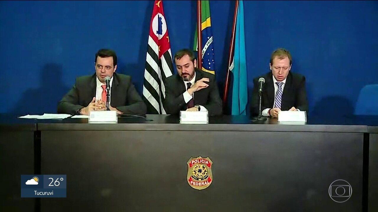 PF prende 13 pessoas suspeitas de participar de rede internacional de pedofilia