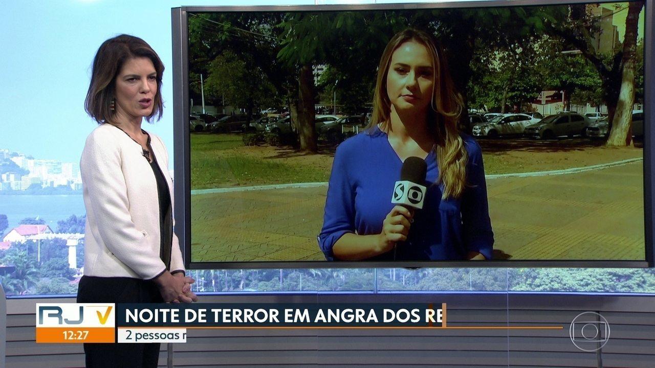 Dobra o número de chacinas durante intervenção no Rio, aponta observatório