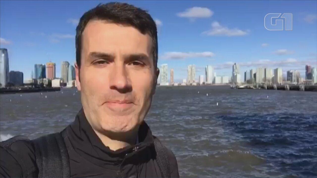Fábio Turci relembra trajetória na TV TEM e parabeniza emissora pelos 15 anos