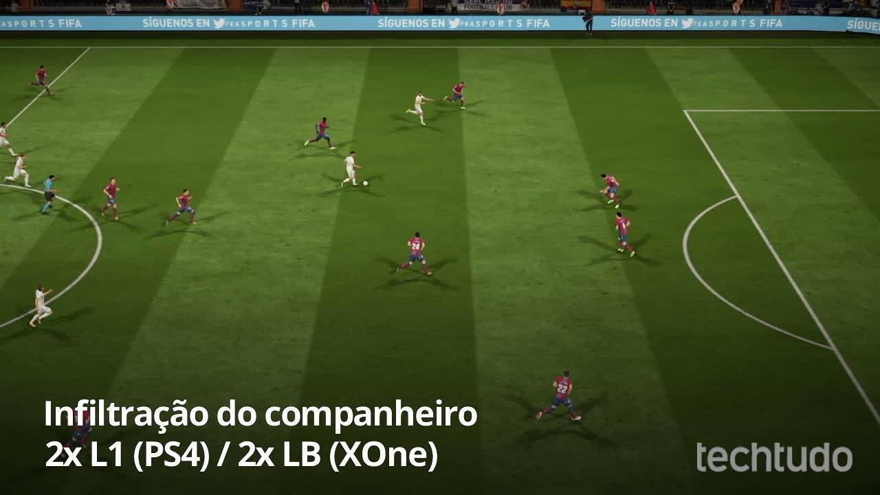 a50d40e08ee00 FIFA 18  aprenda os comandos  secretos  do game